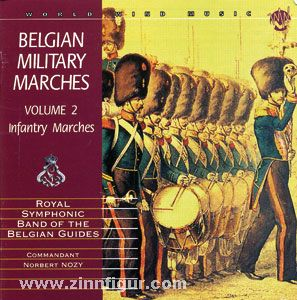 Belgian Military Marches. Teil 2