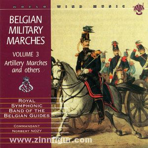 Belgian Military Marches. Teil 3