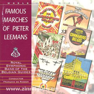 Famous Marches of Pieter Leemans (Belgien)