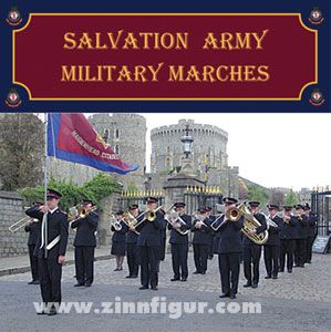 Salvation Army Military Marches