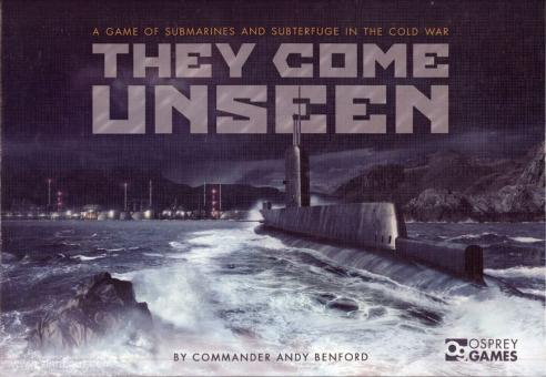 Benford, A.: They come unseen