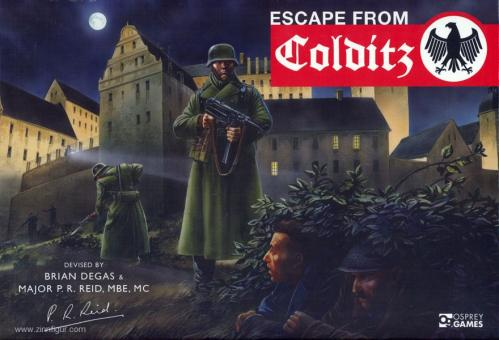 Reid, P.: Escape from Colditz