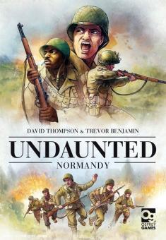 Thompson, David/Benjamin, Trevor: Undaunted. Normandy
