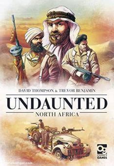 Thompson, David/Benjamin, Trevor: Undaunted: North Africa