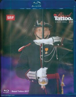 Basel Tattoo 2017. Blu-ray