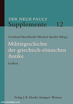 Speidel, Michael (Hrsg.): Militärgeschichte der griechisch-römischen Antike
