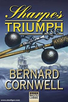 Cornwell, Bernard: Sharpes Triumph