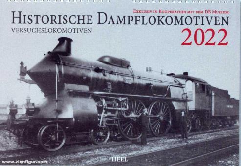 Historische Dampflokomotiven 2021. Aus dem Fotoalbum des bulgarischen Zaren Boris III