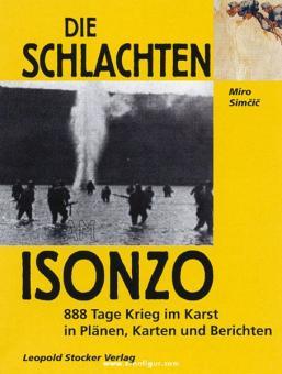 Simcic, M.: Die Schlachten am Isonzo