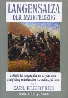 Bleibtreu, C.: Langensalza - Der Mainfeldzug