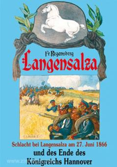 Regensberg, F.: Langensalza 1866