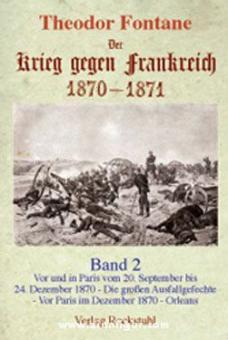 Fontane, T.: Der Krieg gegen Frankreich 1870-1871