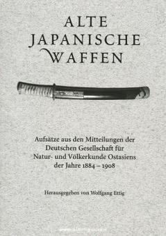 Ettig, W. (Hrsg.): Alte japanische Waffen