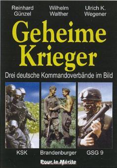 Günzel, R./Walther, W./Wegener, U. K.: Geheime Krieger