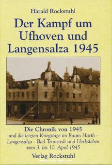 Rockstuhl, H.: Der Kampf um Ufhoven und Langensalza 1945
