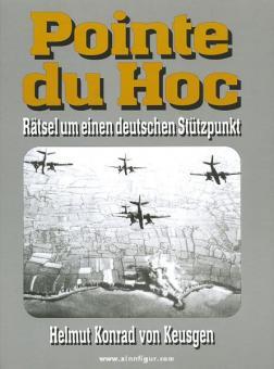 Keusgen, H. K. v.: Pointe du Hoc