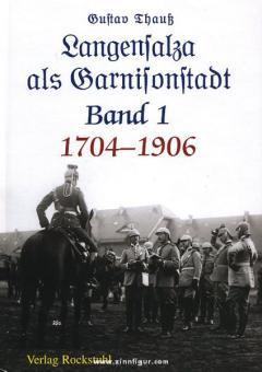 Thauß, G.: Langensalza als Garnisonstadt