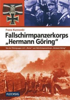 "Kurowski, F.: Fallschirmpanzerkorps ""Hermann Göring"""
