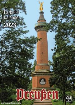 Farbbildkalender Preußen 2020