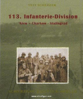 Scherzer, V.: 113. Infanterie-Division