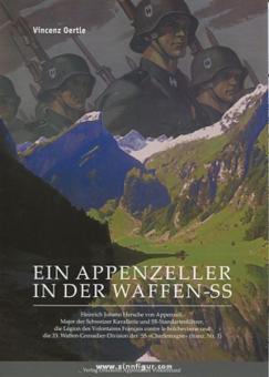 Oertle, V.: Ein Appenzeller in der Waffen-SS