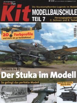 Kit. Modellbauschule. Teil 7: Junkers Ju 87 im Modell. Der Stuka im Modell