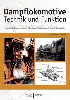 Weisbrod, M./Barkhoff, R.: Dampflokomotive. Technik und Funktion