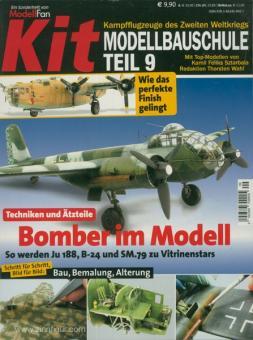 Kit. Modellbauschule Teil 9: Bomber im Modell