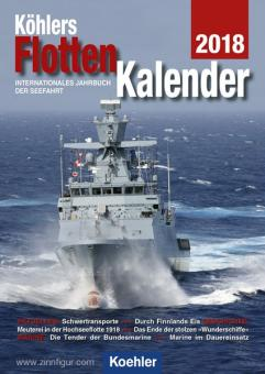 Witthöft, H. J.: Köhlers Flottenkalender 2018. Internationales Jahrbuch der Seefahrt