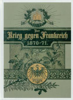 Lindner, Thomas: Der Krieg gegen Frankreich und die Einigung Deutschlands. Zur 25-jährigen Wiederkehr der Gedenktage von 1870/71