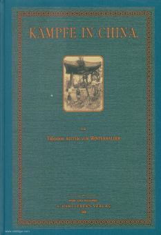Winterhalder, Theodor Ritter von: Kämpfe in China