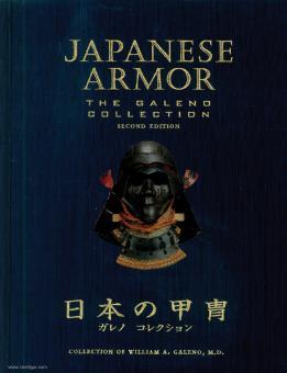 Bottomley, Ian: Japanese Armor. The Galeno Collection