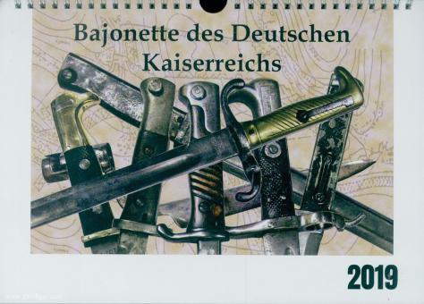 Bajonette des Deutschen Kaiserreiches 2019