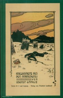 Gädke, Richard: Kriegsbriefe aus der Mandschurei - 1904