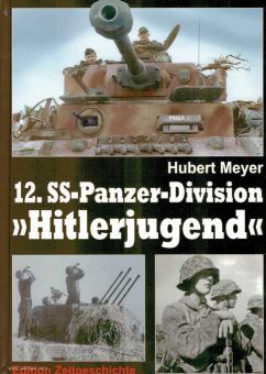 """Meyer, Hubert: 12. SS-Panzer-Division """"Hitlerjugend"""""""