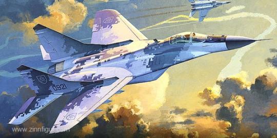 MiG-29AS Slowakische Luftwaffe