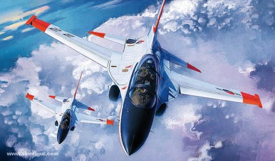 "T-50 Advanced Trainer ""ROKAF"""