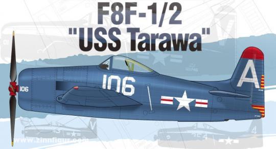 """F8F-1/2 Bearcat """"USS Tarawa"""""""