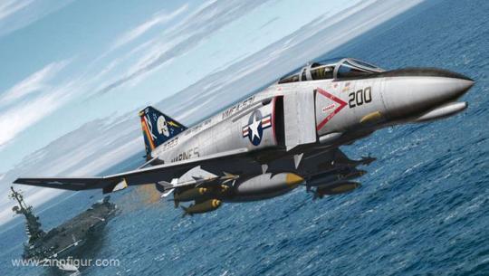 """F-4B/N Phantom II """"VMFA-531 Grey Ghosts"""""""