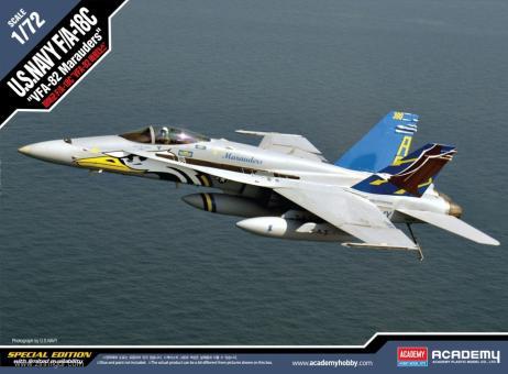 """F/A-18C Hornet """"VFA-82 Marauders"""""""