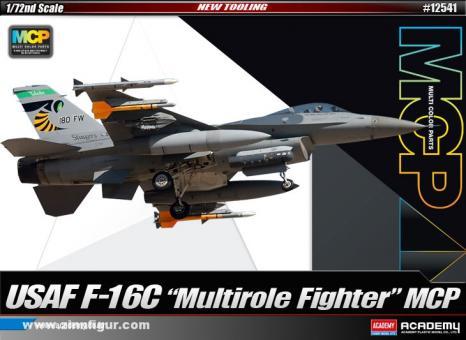 """F-16C Fighting Falcon USAF """"Multi-role Fighter"""" MCP"""