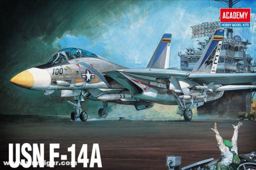 "F-14A Tomcat ""VF-143 Pukin Dogs"""