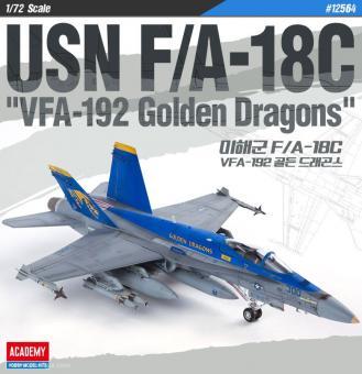 "F/A-18C Hornet ""VFA-192 Golden Dragons"""