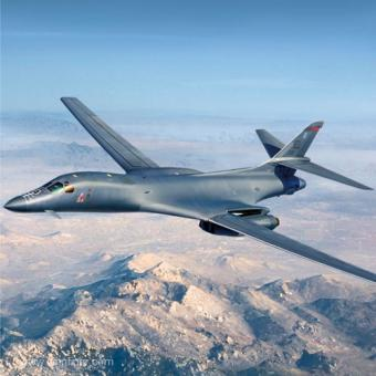 "B-1B Lancer ""34th BS Thunderbirds"""