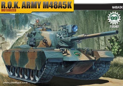 ROK Army M48A5K