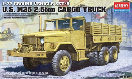 M35 2,5ton Cargo Truck