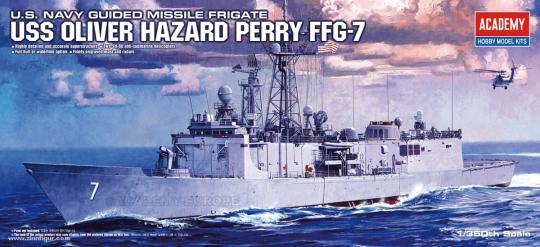 Oliver Hazard Perry FFG-7 Lenkwaffenfregatte