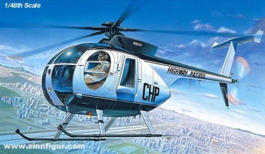 "Hughes 500D ""Police"""