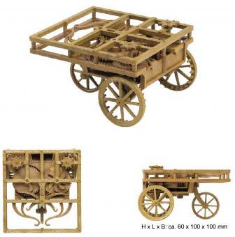 Da Vinci's Wagen