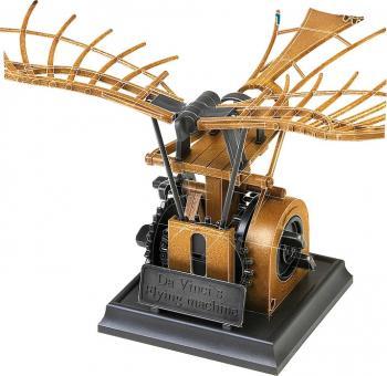 Da Vinci Flugmaschine